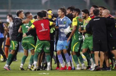 Defensa y Justicia hizo historia y jugará la final de la Copa Sudamericana