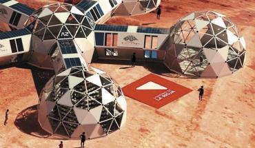 Solar 54: desarrollan un simulador de la vida en Marte en la provincia de La Rioja