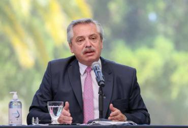 Alberto Fernández encabeza reunión de Gabinete Federal en La Rioja