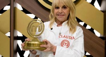Claudia Villafañe la Gran Ganadora de Masterchef Celebrity Argentina