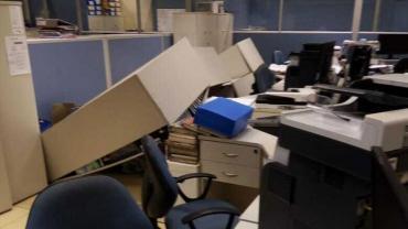 Hubo 25 réplicas del terremoto en San Juan y alcanzaron a las provincias de Salta, Jujuy y La Rioja