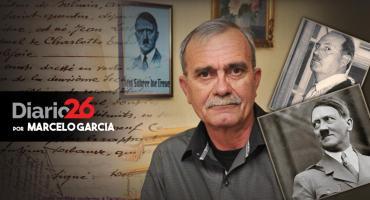 Philippe Loret, el hombre que asegura tener la sangre del Führer nazi: