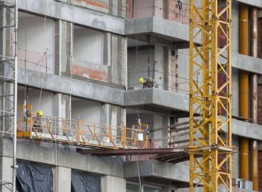 Costo de Construcción subió 3,4% en diciembre de 2020 en comparación a noviembre, según INDEC