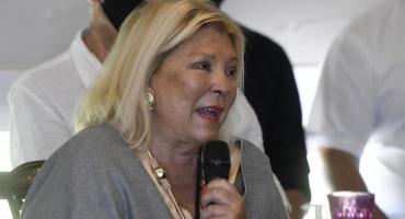 Elisa Carrió criticó condiciones de centros de aislamiento de Formosa, pedirá su