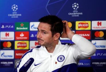 Sorpresa en Inglaterra: Chelsea despidió al histórico Frank Lampard
