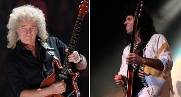 Emotiva despedida de Brian May, de Queen, a guitarrista de