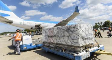 Este mediodía llega a Moscú el vuelo que traerá más vacunas contra coronavirus a la Argentina