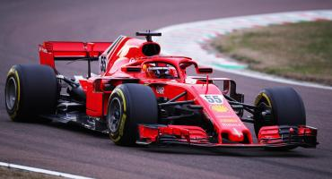 VIDEOS: primer test de Carlos Sainz Jr. con el Ferrari de Fórmula 1 en Fiorano