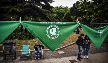 Indignación en Mar del Plata: agredieron a una joven por usar un barbijo verde a favor del aborto legal