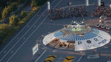 El Reino Unido construirá el primer aeropuerto móvil del mundo