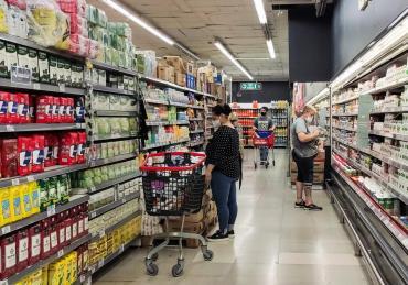 Crisis económica: inflación de enero superará el 4% y seguirá aumentando en el primer trimestre, según consultoras