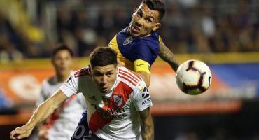 Tevez y Montiel en el equipo ideal de la Copa Libertadores