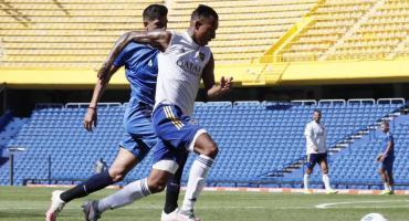 En medio de una fuerte interna, Boca cayó ante Talleres en un amistoso en La Bombonera