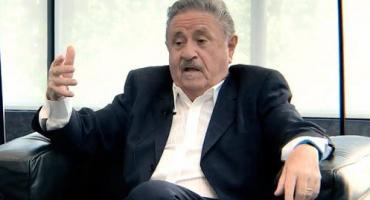 Eduardo Duhalde en una entrevista única con Canal 26
