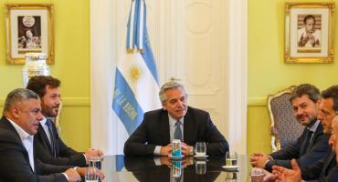 Alberto Fernández quiere una renovación en AFA tras cuestionar la gestión de