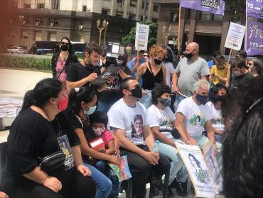 Femicidio de Úrsula Bahillo: marcha a Plaza de Mayo para reclamar que