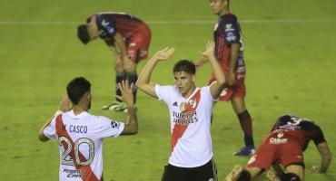 River hizo valer su mayor categoría al golear a Defensores del Pronunciamiento 4-0