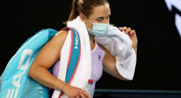 Nadia Podoroska eliminada del Abierto de Australia