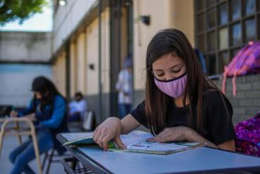 Vuelta a clases el 17 de Febrero: ¿Cómo es el plan estratégico para regresar a las aulas en la Ciudad?