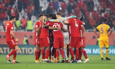 Con polémica con el VAR, Bayern Munich venció a Tigres de México y se quedó con el Mundial de Clubes