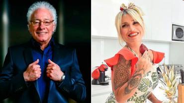 Guillermo Coppola le confesó a Flor Peña que tiene fantasías sexuales con ella: ¿qué le respondió la actriz?