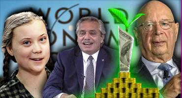 Tomando deuda para salvar el medio ambiente