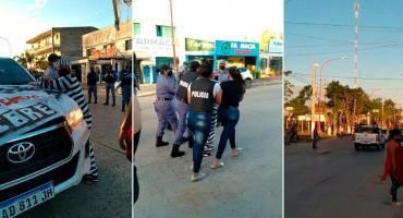 Insólito: una mujer protestó frente a un ministro de Formosa y la llevaron detenida