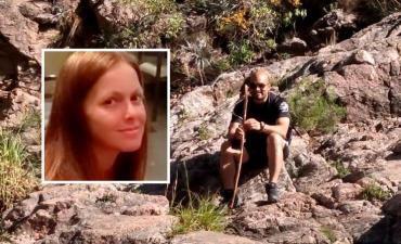 Desaparición de Ivana Módica: encontraron foto del novio en la que se lo ve en la zona de búsqueda