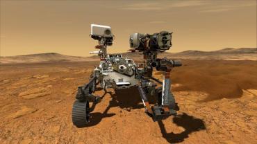 El rover Perseverance de la NASA aterrizó con éxito en Marte