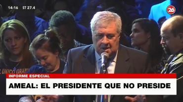 Jorge Amor Ameal: el presidente de Boca Juniors que no preside