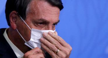 Jair Bolsonaro volvió a criticar duramente a Alberto Fernández: