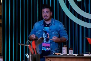 MasterChef Celebrity 2: la frase de Fede Bal a Martitegui en su regreso al reality