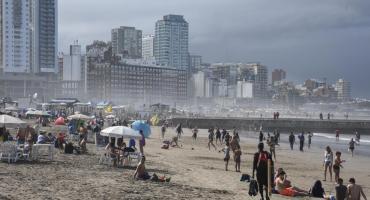 Verano: vuelve el buen clima a la Costa Atlántica y cierra febrero a pleno sol