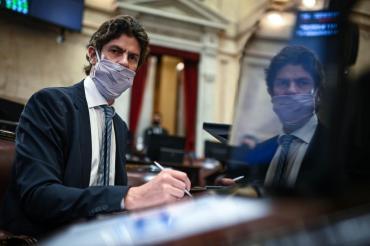 Lousteau sobre escándalo de Vacunas Vip: