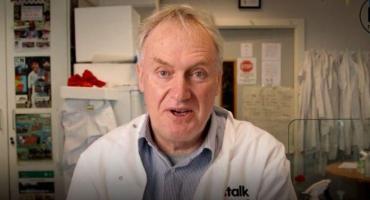Revelación de un científico irlandés: ¿Llega el fin de la pandemia?