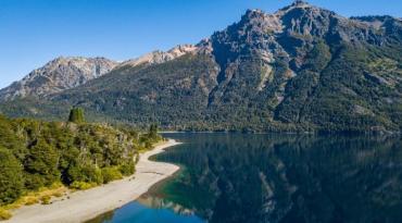 El Bariloche casi oculto: playas secretas y lagos escondidos, casi desconocidos