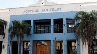 Allanamiento en Hospital San Felipe de San Nicolás por más sospechas de