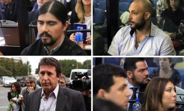 Ruta del dinero K, los otros condenados: las penas que recibieron Martín Báez, Fariña, Elaskar y Rossi