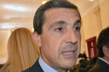 Juró Ricardo Guerra, el reemplazante de Carlos Menem en el Senado