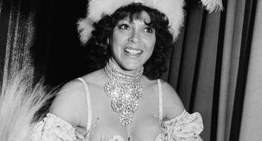 """Murió """"la bomba argentina"""", Fanne Foxe, protagonista de escándalo sexual que paralizó Washington en los 70s"""