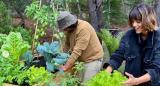 Calu Rivero adoptó 400 lombrices y cumplió un gran sueño