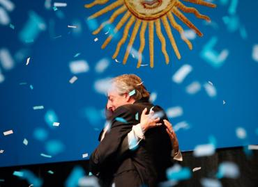 """Cristina Kirchner recordó al ex presidente Néstor Kirchner en el día de su nacimiento: """"Para siempre"""""""
