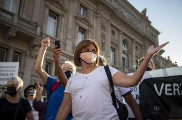#27F: por el escándalo del vacunatorio VIP, la oposición macha contra el Gobierno este sábado