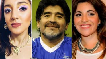 Gianinna y Jana Maradona declaran nuevamente en la fiscalía de San Isidro