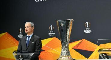 Europa League: se sortearon los cruces de octavos con Manchester United ante Milan como plato fuerte