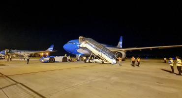 Partieron dos vuelos de Aerolíneas a Moscú para traer más vacunas Sputnik V