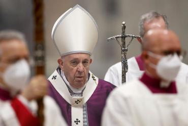 El papa Francisco aseguró que no extraña a la Argentina y que no tiene previsto volver