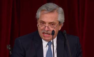 Alberto Fernández inaugura las Sesiones Ordinarias, sin el apoyo de la gente en la calle