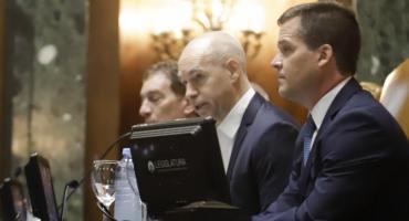 Horacio Rodríguez Larreta abre de manera virtual las sesiones legislativas en la Ciudad