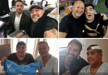 Los duros audios en la causa Maradona: